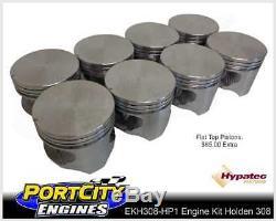 HP1-series Engine rebuild kit for Holden 308 V8 Torana LH LX Statesman WB