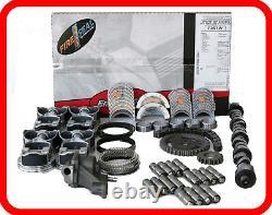 High-performance Rebuild Kit 99-04 Chevrolet Gmc 6.0l Vortec Lq4 (550/550 Cam)