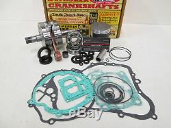 Honda Cr 85r Engine Rebuild Kit Hot Rods Crankshaft, Piston, Gaskets 2005-2007