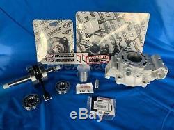 KAWASAKI 2006-2013 KX85 Top/Bottom End Engine REBUILD Cylinder Crank Piston Kit