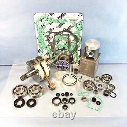 Kawasaki KX 250 KX250 Crank Piston Complete Engine Rebuild Kit 1998-2001