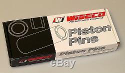 LT1 383 STROKER ASSEMBLY SCAT CRANK 6 RODS WISECO -12cc Dh 030 PISTONS 6 LT1