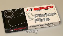 LT1 383 STROKER ASSEMBLY SCAT CRANK 6 RODS WISECO -12cc Dh 040 PISTONS 6 LT1