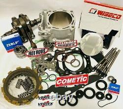 LTR450 LTR 450 Rebuilt Engine Motor Rebuild Hotrods Crank Cylinder Complete Kit