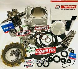 LTZ400 LTZ 400 Z400 Motor Engine Rebuild Rebuilt Kit Complete Hotrods Wiseco 90m