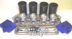 Leyland Marshall 4.98nt 270 272 472 702 704 Jcb Engine Rebuild Kit