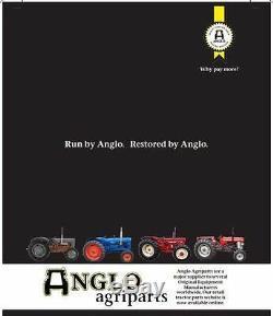 Massey Ferguson FE35 Engine Overhaul Kit Tractor 23c Diesel Rebuild Fergie