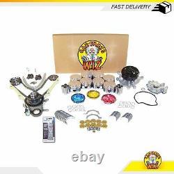 Master Engine Rebuild Kit Fits 02-03 Dodge 4.7L V8 SOHC 16v Cu. 287 VIN N