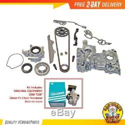Master Engine Rebuild Kit Head Bolts Fits 85-95 Toyota 2.4L SOHC 22R