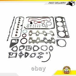 Master Overhaul Engine Rebuild Kit Fits 98-03 Chevrolet 2.2L OHV Cu. 134 VORTEC