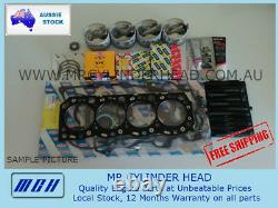 Mazda B2500 BT50 Ford Ranger WLC Full Engine Rebuild Kit 2.5L WL-C WLAT DOHC