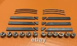 Mazda RX-7 12A Rotary 1979-1985 Apex Seals Solid Corner Seal & Springs Set 3MM