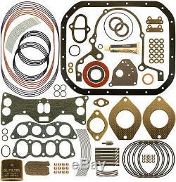 Mazda Rx7 Rx-7 GSL-SE Master Rebuild Kit 1984 & 1985