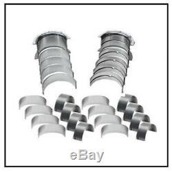 Mercruiser 3.0L 181ci Marine 140hp Engine Kit 2PC gaskets rings OP pistons