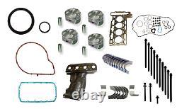 Mini Cooper R55-R61 N12 N16 EP6 Non Turbo Engine Rebuild Kit Ring Set 07-16