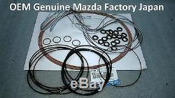 NEW SET APEX SEALS+SPRINGS + SET ORINGs GASKETs Mazda RX8 03-12 N3H111C00J