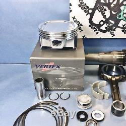 New Kawasaki Kvf Ktf Krf 750 Engine Rebuild Kit 2005-2012 Brute Force Teryx 4