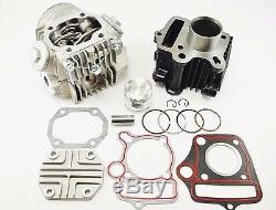 New Z50 Z50r Xr50 Crf50 50cc Honda Dirt Bike Cylinder Engine Motor Rebuild Kit
