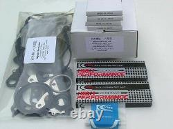 Nippon Racing Jdm Ctr CIVIC Type R Pistons Bearings Race Engine Kit 82mm