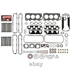 Overhaul Engine Rebuild Kit Fit 01-04 Acura MDX Honda Odyssey 3.5L J35A3 J35A4