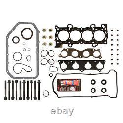 Overhaul Engine Rebuild Kit Fit 02-06 Honda CR-V 2.4L DOHC 16V K24A1