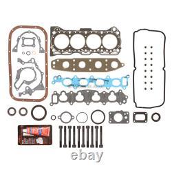 Overhaul Engine Rebuild Kit Fit 94-00 Suzuki Sidekick Esteem Sidekick 1.6 G16KV