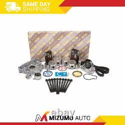 Overhaul Engine Rebuild Kit Fit 96-01 Acura Integra GS LS RS 1.8L DOHC B18B1