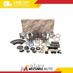 Overhaul Engine Rebuild Kit Suzuki XL-7 Grand Vitara 2.7L DOHC H27A