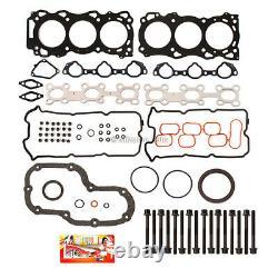 Overhaul Engine Rebuild Kit for 05-10 Nissan Frontier Pathfinder Xterra VQ40DE