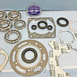 Polaris ATV 400 90-03 Sport Complete Engine Bearings Gasket Rebuild Kit Set