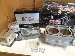 Polaris Rzr Ranger 800 Top End Rebuild Namura Pistons Cylinder Gaskets 05-15