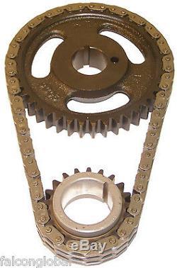 Pontiac 400 MASTER Engine Kit Pistons+Rings+Cam+Lifters+Bearings+Gaskets+Timing