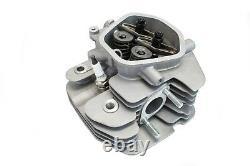 Pre-Built Cylinder Head Kit Rockers Valves Camshaft Piston For Honda GX340