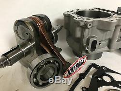 Raptor 660 Big Bore Stroker Motor Engine Rebuild Kit 719 Hi Comp 12.51 4 mil