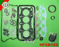Rebuild Re-Ring Kit Fits Acura 9001 Integra 1.8L B18A1 B18B1DOHC Engine HEKB18S