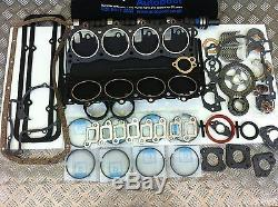 Rover V8 Engine Rebuild Kit 3.5l Carb Complete-composite Gaskets -low Comp