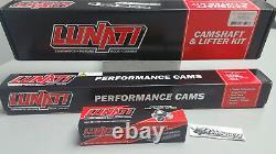 SBC 350 5.7 87-95 Performance Engine Rebuild Kit with LUNATI 10120102 Cam 1 Piece