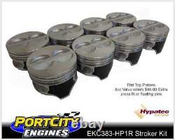 Scat Stroker Engine Kit Chev V8 SB 350 383 Holden HT HG HQ 5.7 I Beam Conrods