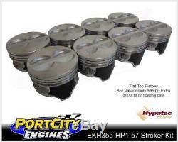 Scat Stroker Engine Kit Holden V8 308 355 Red Engine HT HG HQ HJ HX HZ 5.7 Rods