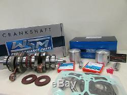 Sea Doo 787 800 Carb Wsm Engine Rebuild Kit, Pistons, Gaskets, Crankshaft, Seals