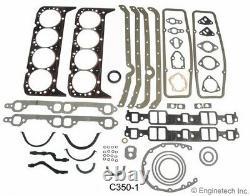 Stage 2 383 Stroker Master Engine Rebuild Kit for 1968-1985 Chevrolet SBC 5.7L