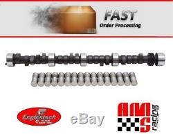 Stage 3 HP Hyd Camshaft & LIfters for Chevrolet SBC 305 327 350 488/509 Lift
