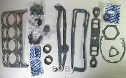 Stage 3 Master Engine Rebuild Kit for SBC Chevy 350 5.7L 68-85 Maximum Street