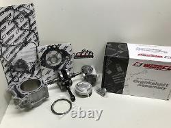 Suzuki Rmz 250 Engine Rebuild Kit, Cylinder, Piston, Crankshaft 2007-2009