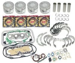 Suzuki SJ410 F10A Engine Rebuild Reco Kit Gypsy Carry Samurai Drover Sierra ECs