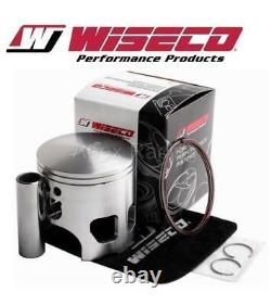 WISECO HOTROD KAWASAKI KX85 01-05 Top Bottom End Engine REBUILD Kit Piston Crank