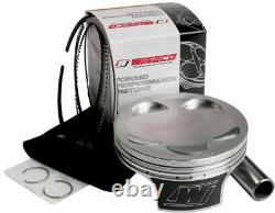 Wiseco Crf250r 2004-2007 Top Bottom Engine Rebuild Kit Crankshaft Piston Gaskets