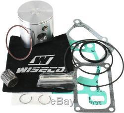 Wiseco Top & Bottom End Suzuki 2004-2010 RM 125 Engine Rebuild Kit Crank/Piston