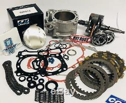 YFZ450 YFZ 450 500cc 98 mil Big Bore Stroker Engine Motor Rebuild Kit & Clutch