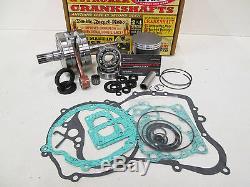 Yamaha Blaster Engine Rebuild Kit Hot Rods Crankshaft, Namura Piston, Gaskets